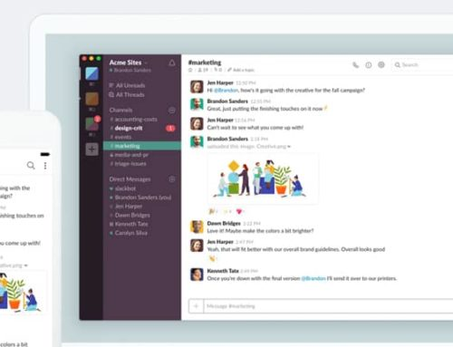 Ditch Message Boards and Internal Emails with Slack